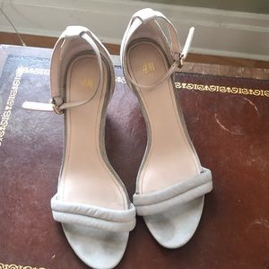 Tan simple H&M sandals 8.5